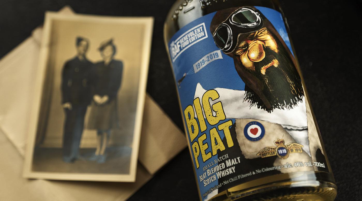 Ook Britse luchtmacht viert 10e verjaardag Big Peat
