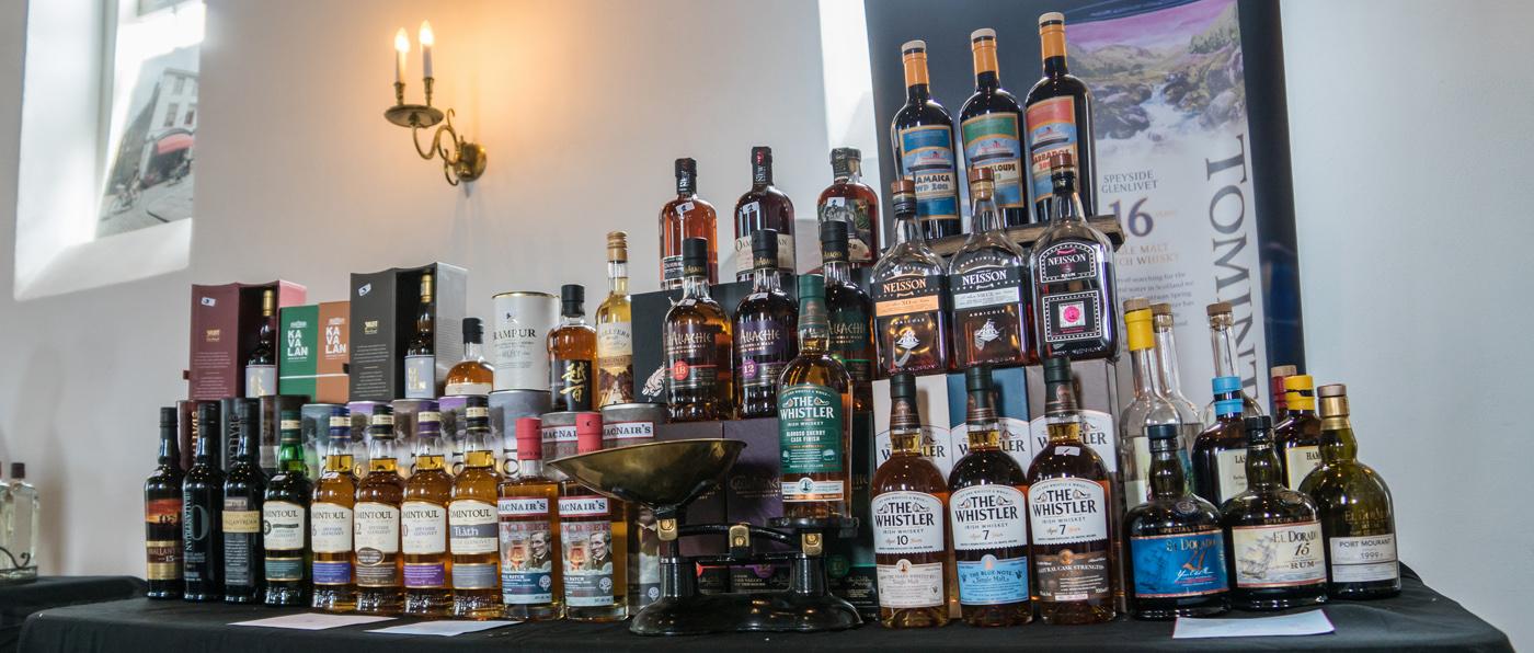 Whisky in de Bollenstreek assortiment De Monnik Dranken