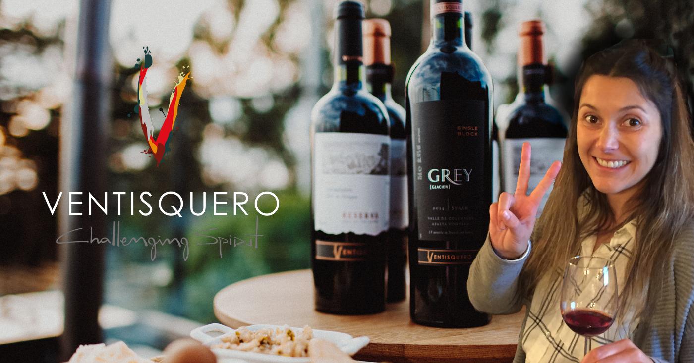Inspirerende tasting week Ventisquero door Fernanda Munoz