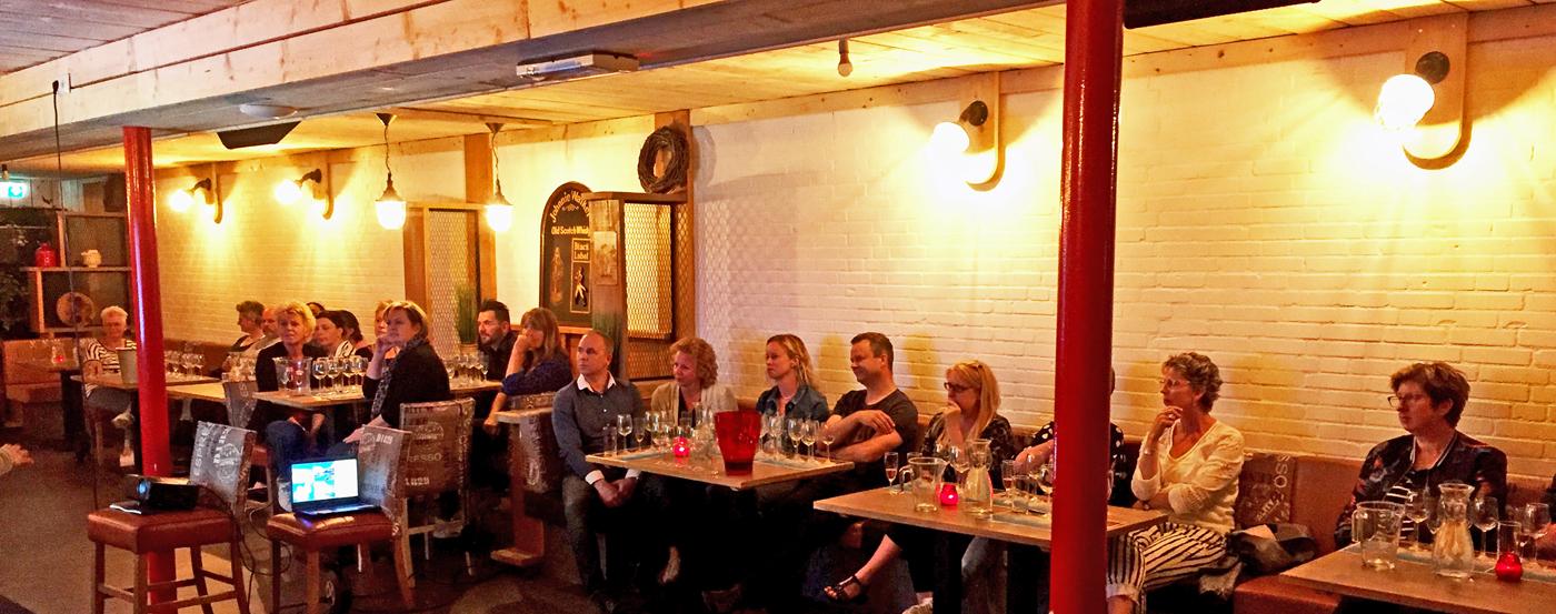 Inspirerende tasting week Ventisquero door Fernanda Munoz_Café Reuring in Wehl