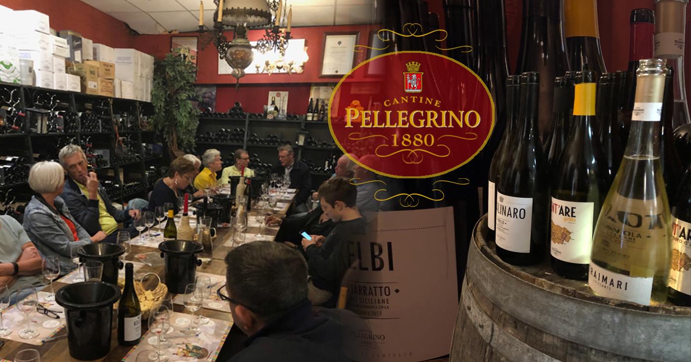 Pellegrino wijnen zorgen voor Siciliaans smaakfeest in Beverwijk
