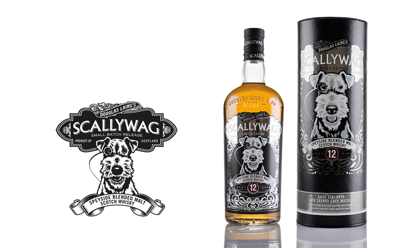Scallywag 12YO Sherry Cask Limited Edition Cask Strenght