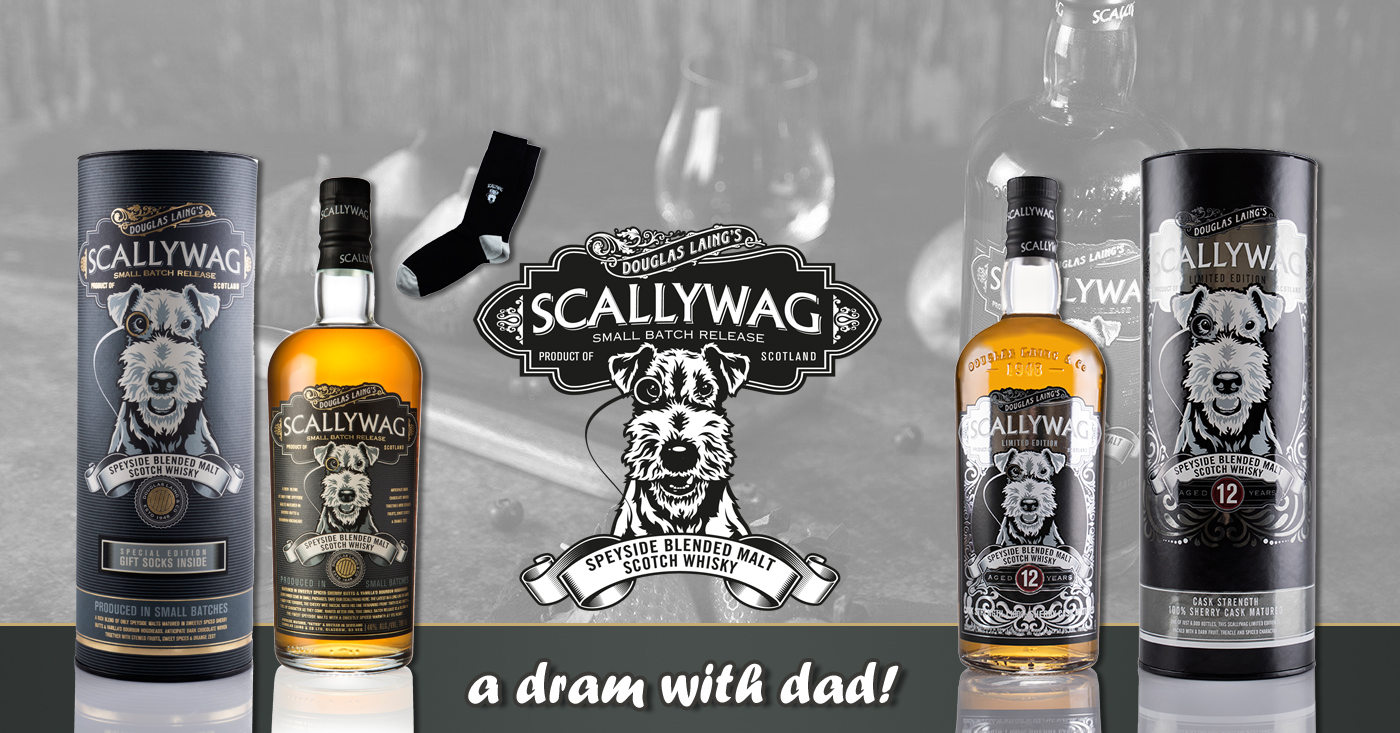 Scallywag_a dram with dad