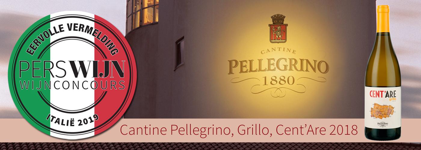 Cantine Pellegrino Cent'Are 2018, Sicilia