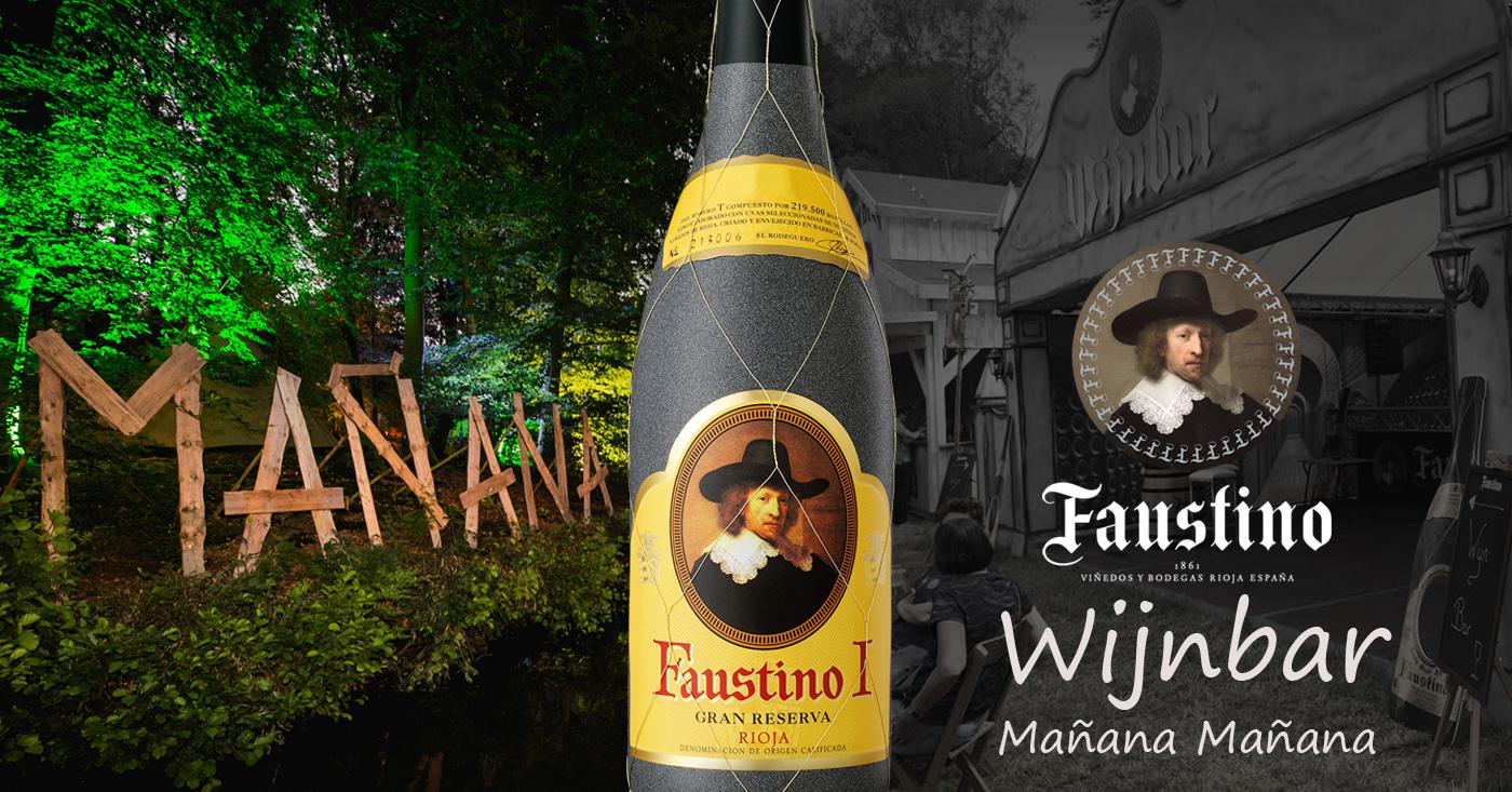 Faustino gaat oerend hard op Mañana Mañana Festival in Vorden