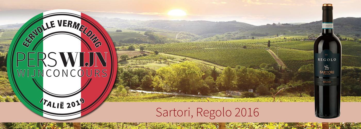 Sartori Regolo 2016 Valpolicella Ripasso Superiore