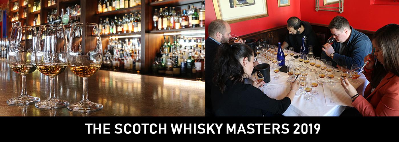 The Scotch Whisky Awards 2019