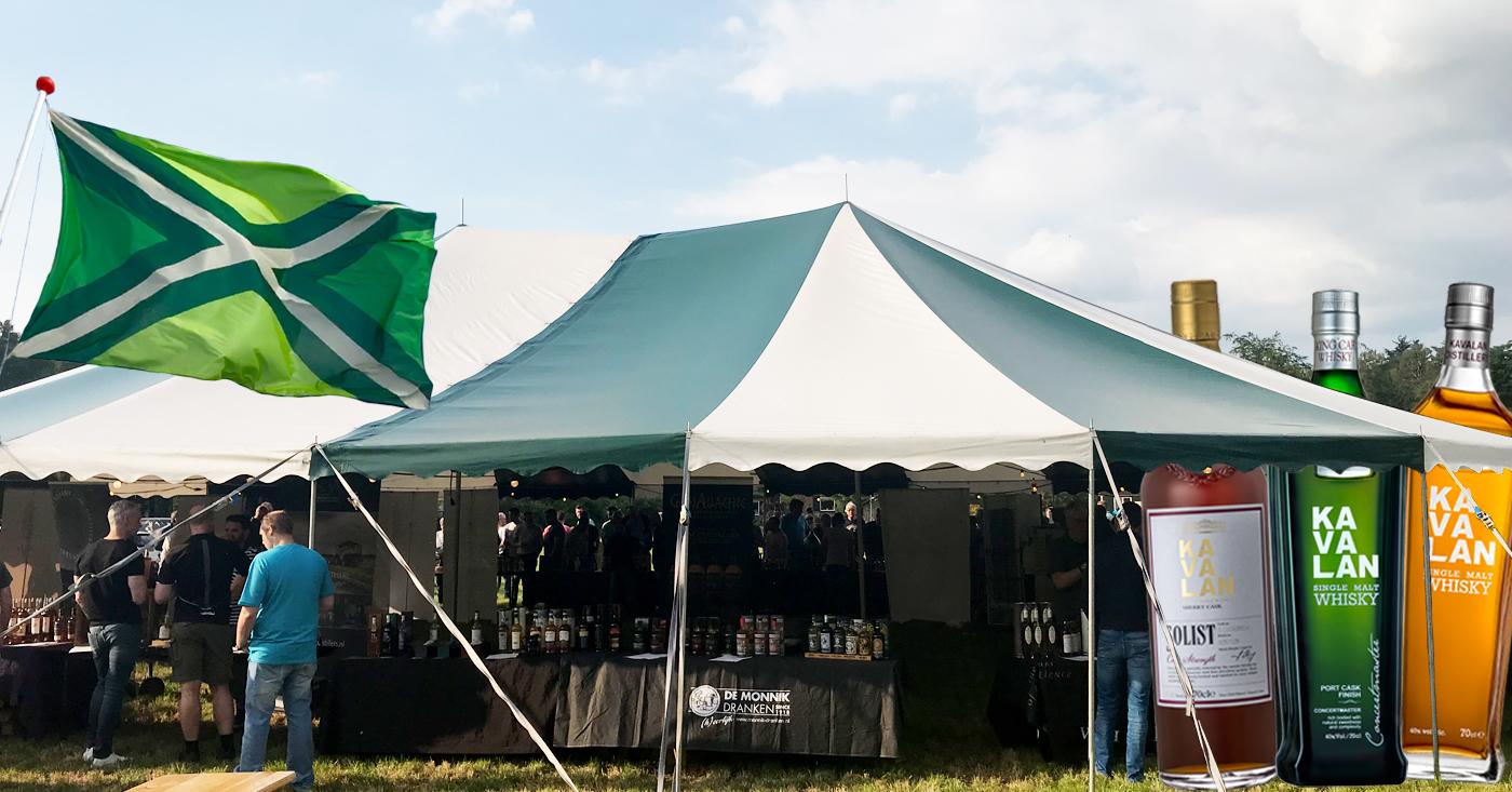 Whisky uit het oosten populair op Whisky Festival Achterhoek in Vorden