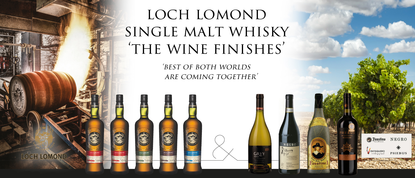 Loch Lomond Wine Finishes