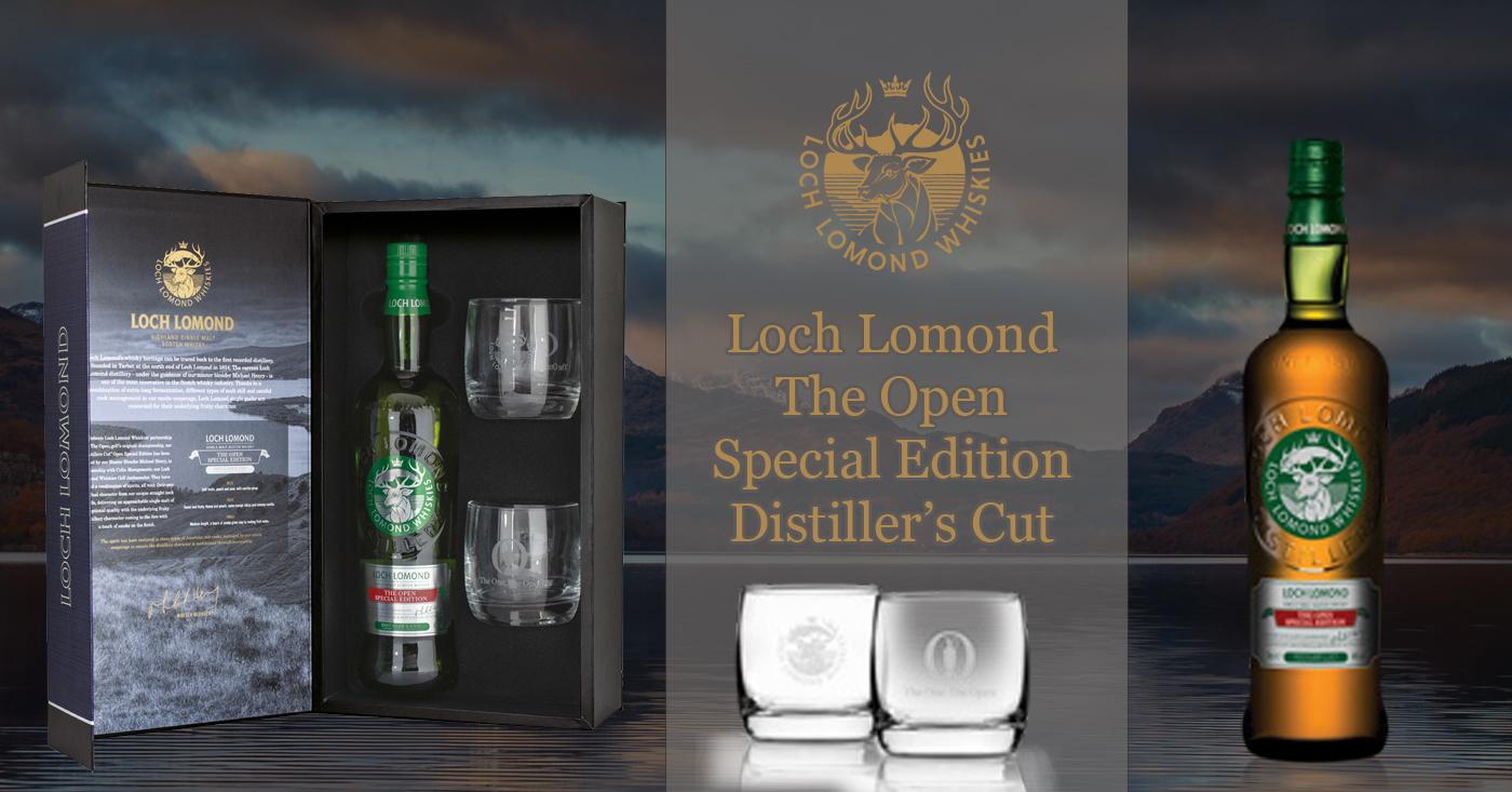 Loch Lomond komt met speciale geschenkverpakking