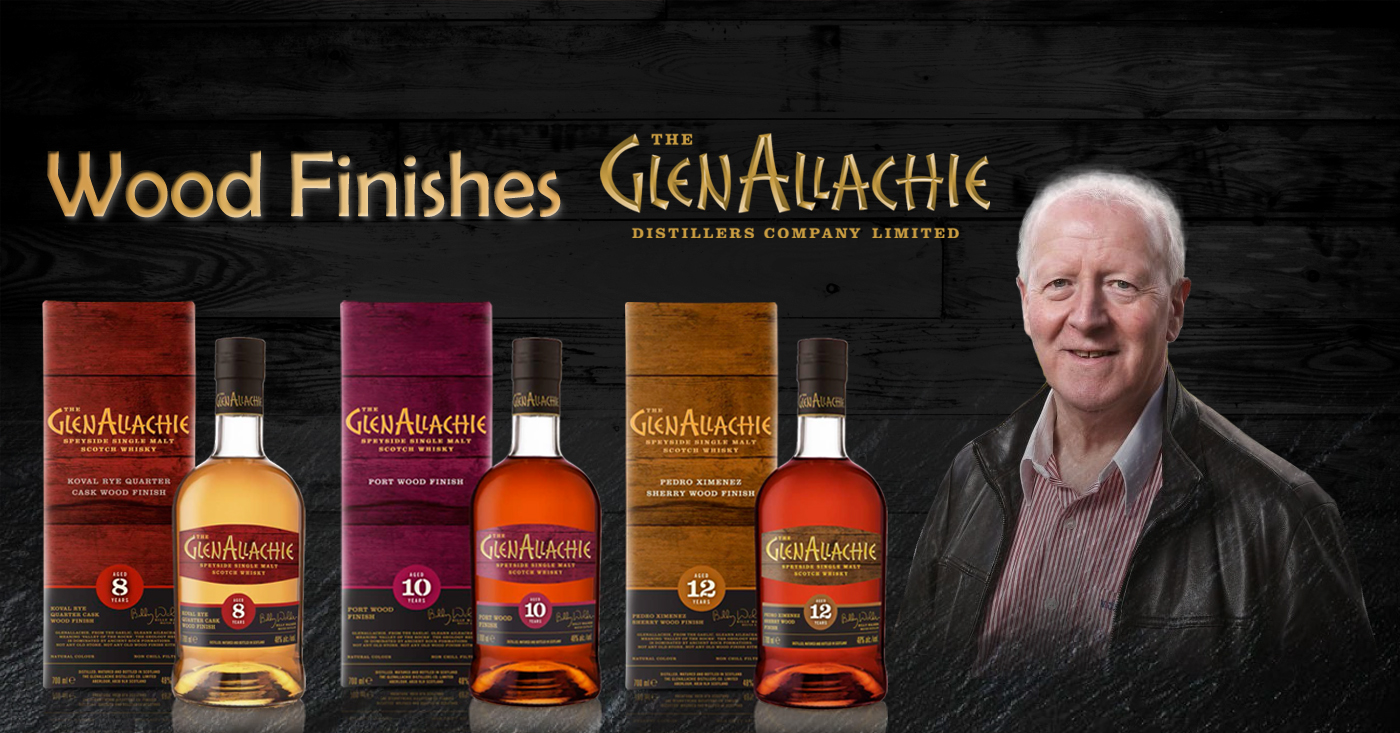 The GlenAllachie Wood Finishes