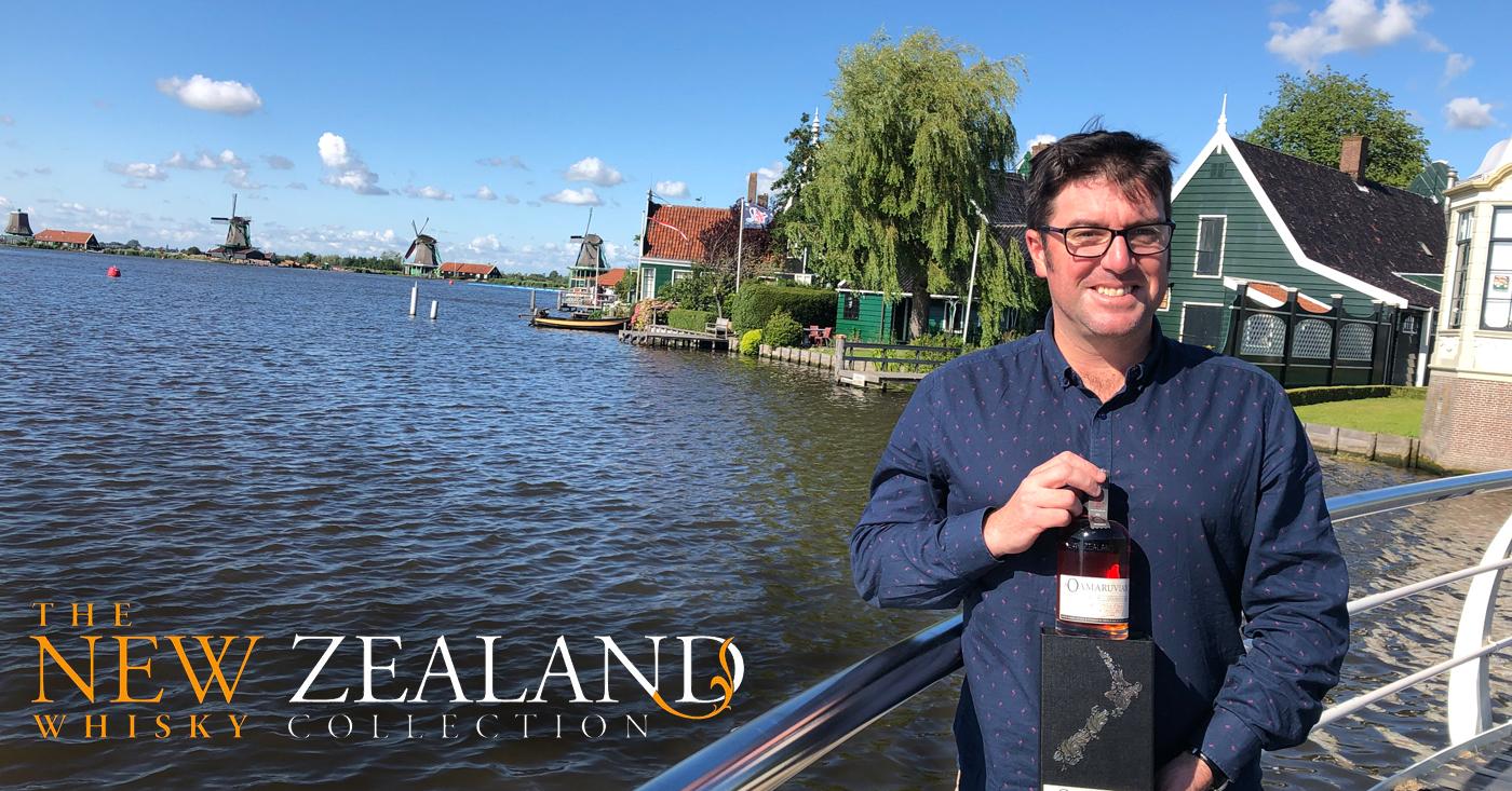 Zaandam maakt kennis met New Zealand Whisky Collection