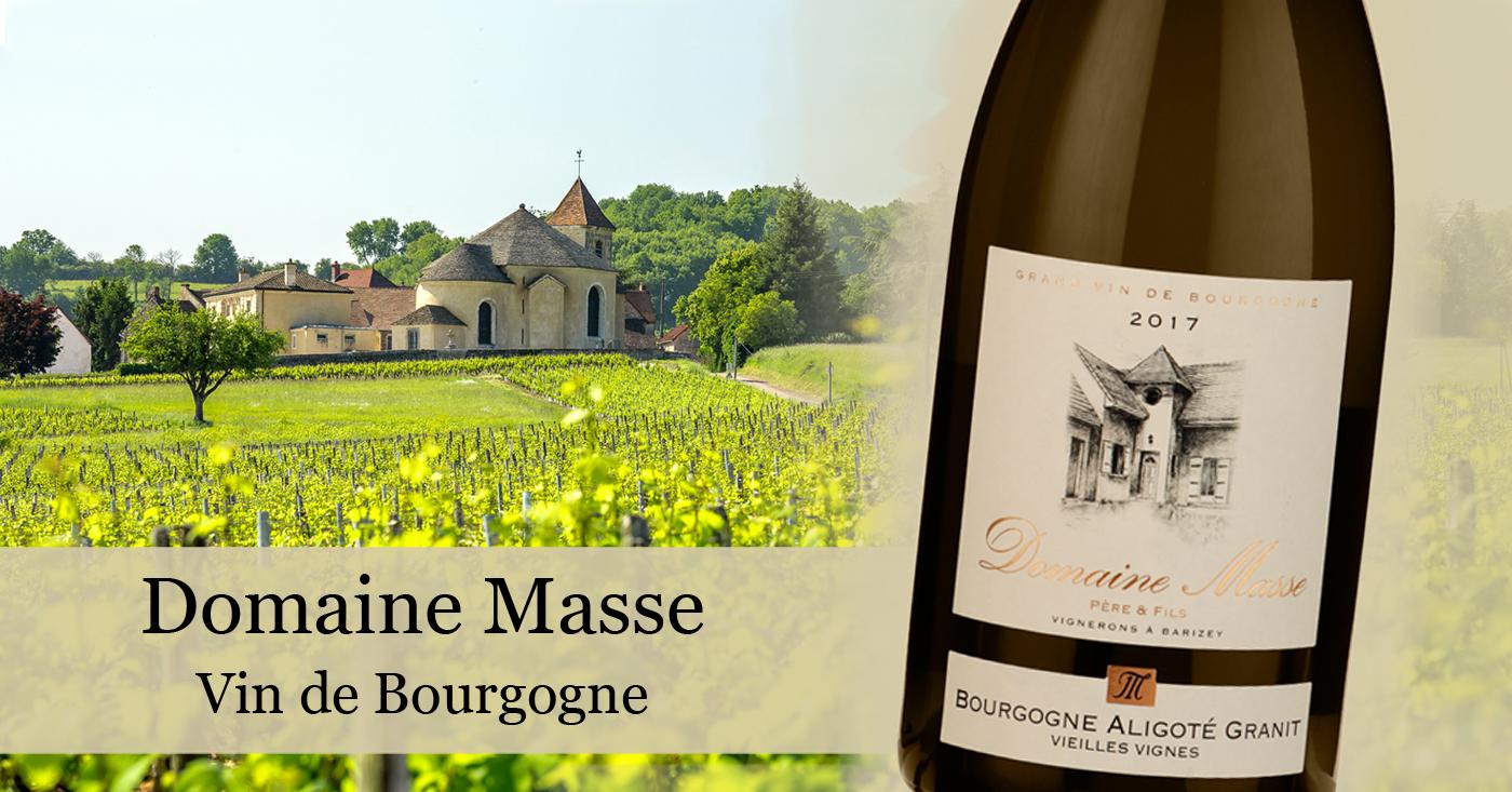 Domaine Masse Bourgogne Aligoté aanbevolen door Hubrecht Duijker