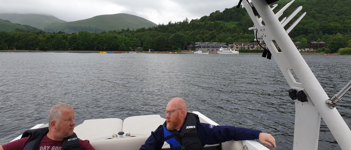 Meer van Loch Lomond