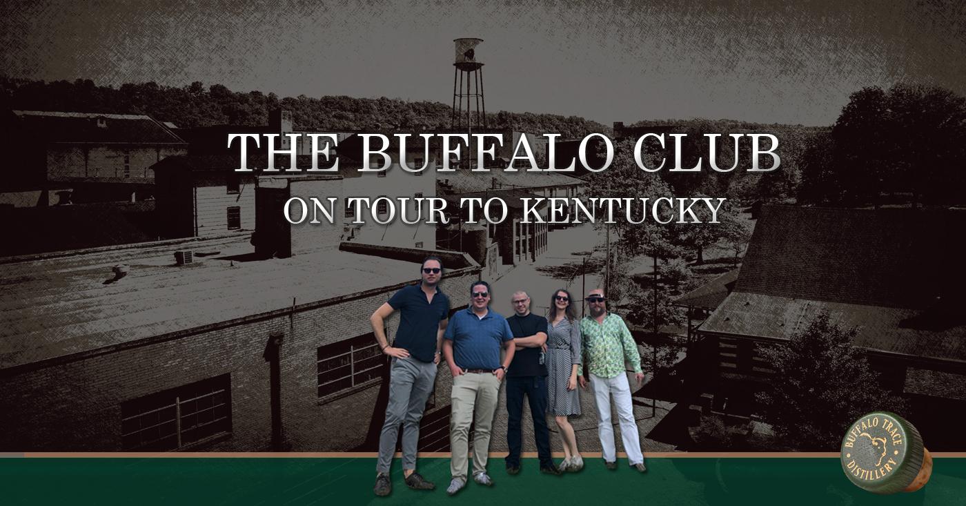 Buffalo Club op avontuur in Bourbon State
