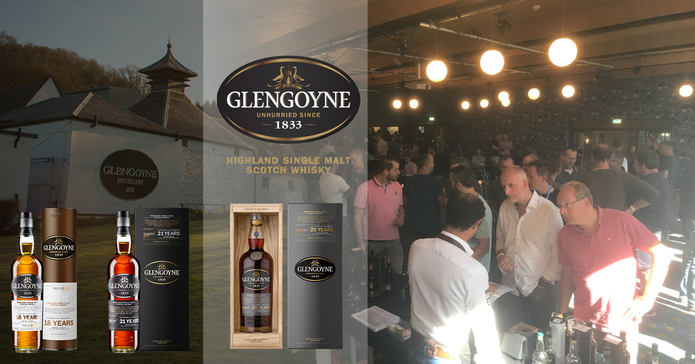 Liefhebbers onder de indruk van Glengoyne whisky's in Arnhem-2