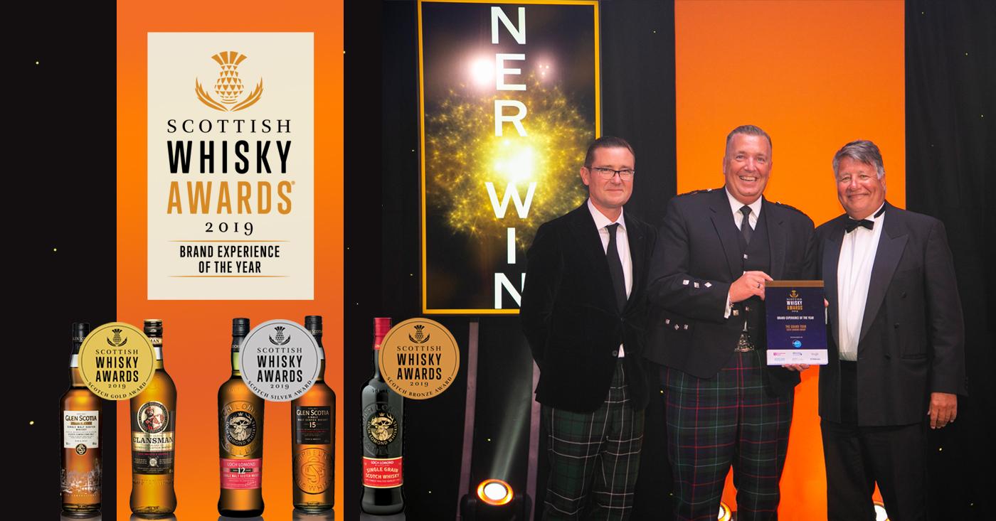 Loch Lomond Group vult prijzenkast verder aan!