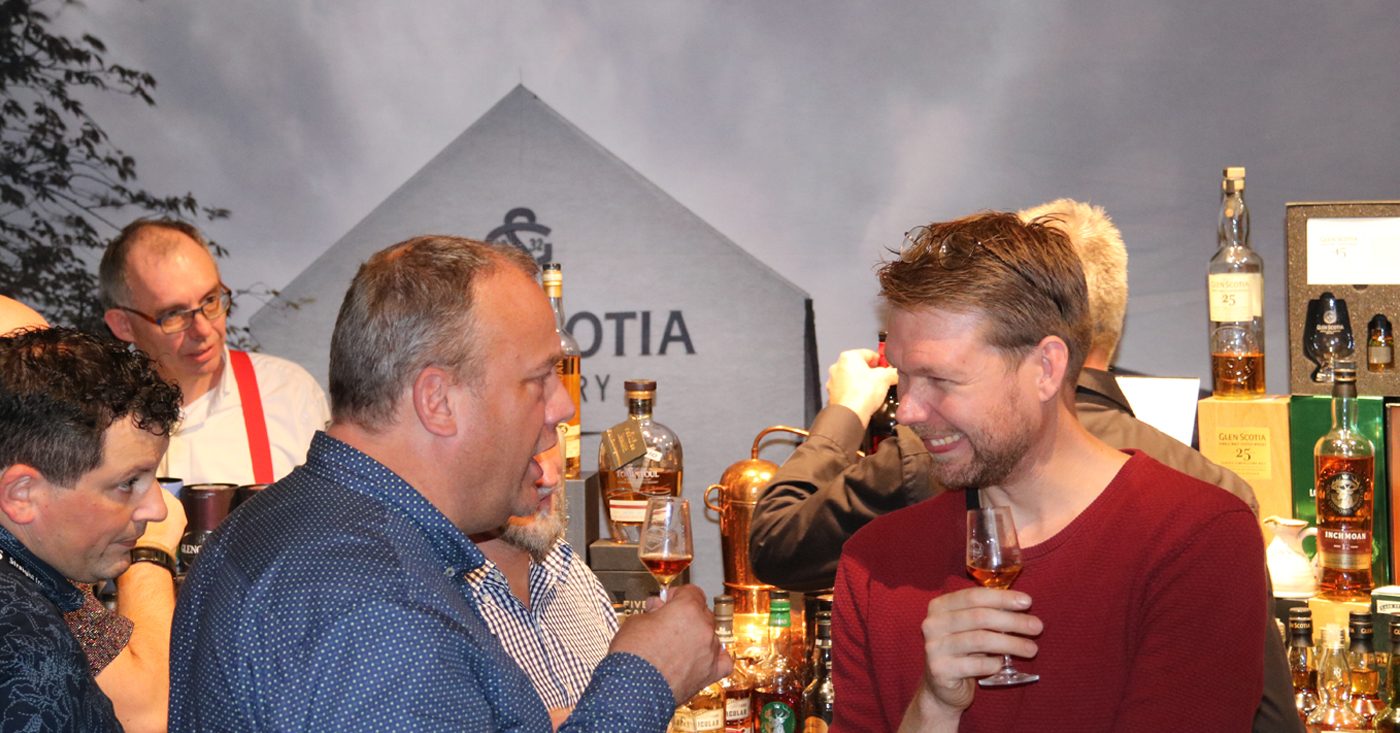 Genieten van Glengoyne 30 Years Old op Whiskybase The Gathering 2019