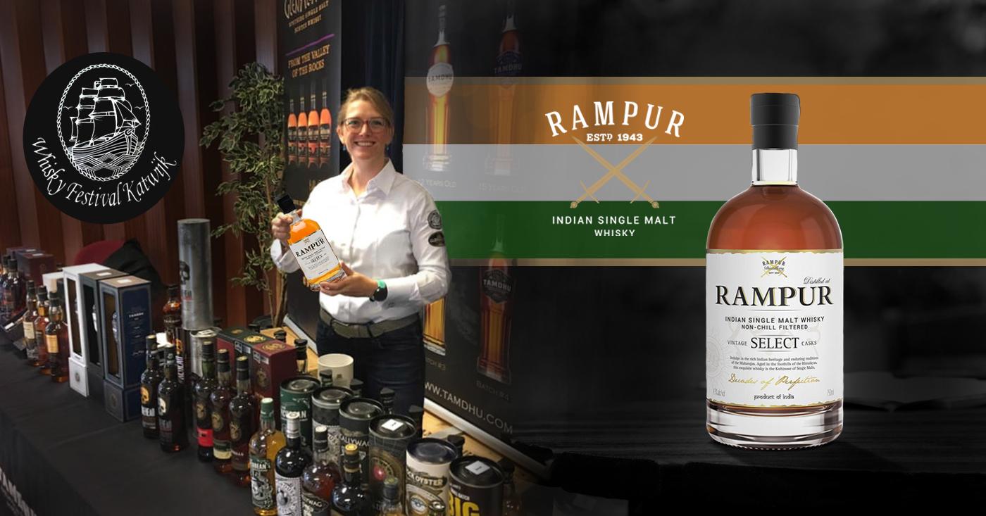 Katwijk valt massaal voor Rampur Indian Single Malt