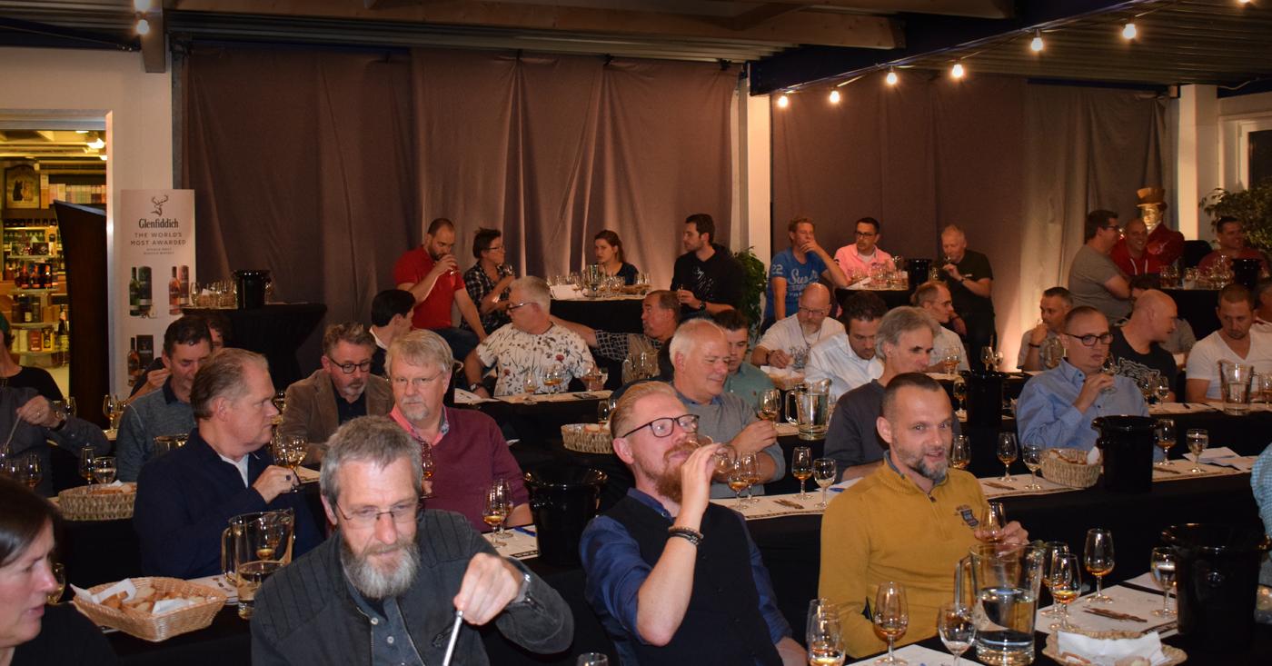 Mooie wereldreis voor whiskyliefhebbers in Tholen