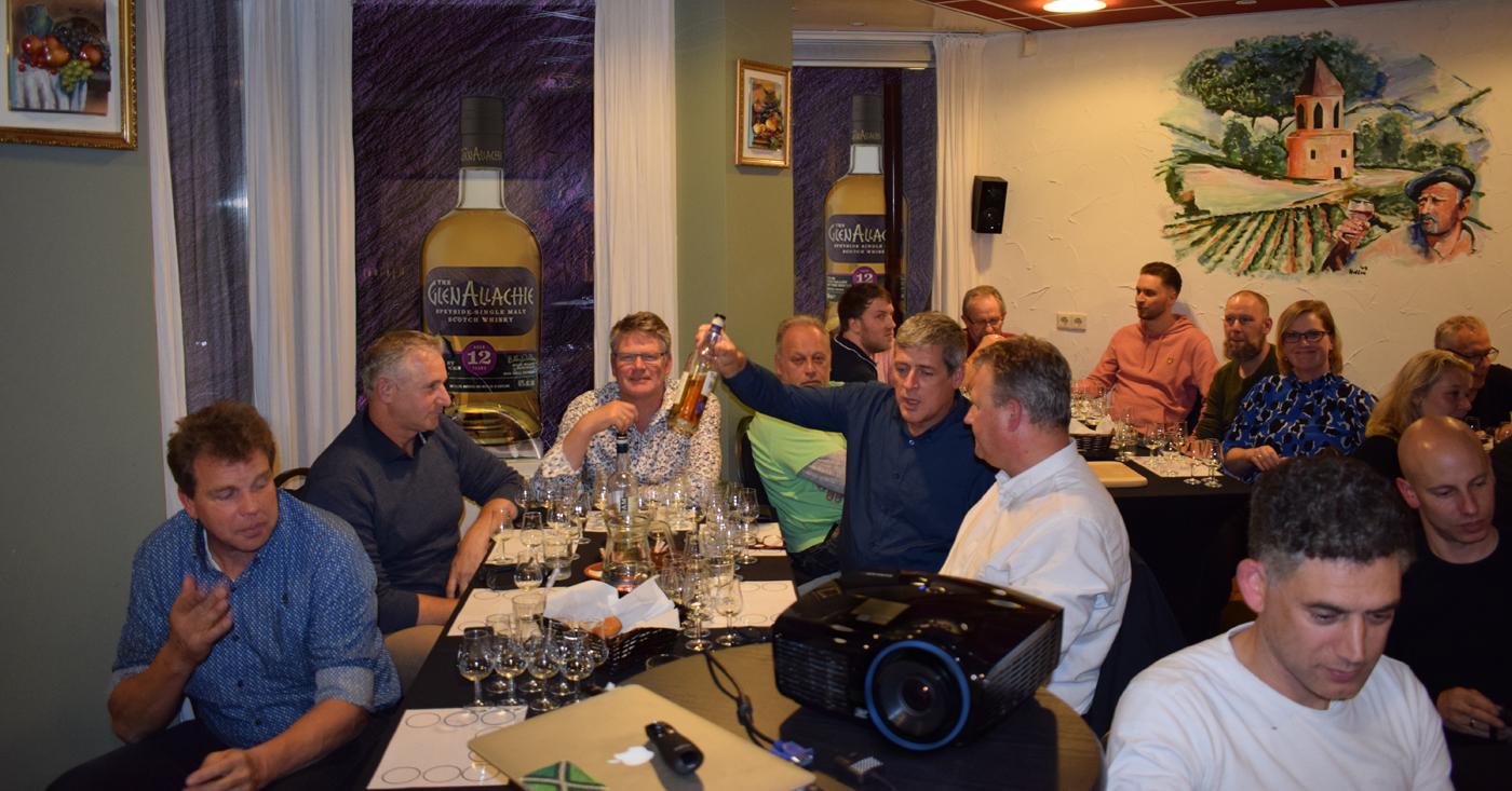 Nieuwe fans voor GlenAllachie in Heino
