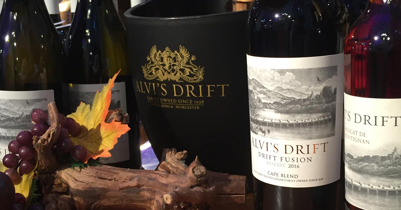 Red Fusion van Alvi's Drift topper op Wijnfestival Groningen