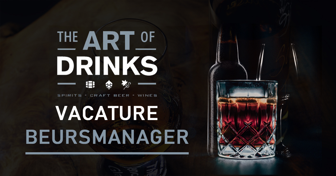 The Art of Drinks_vacature beursmanager