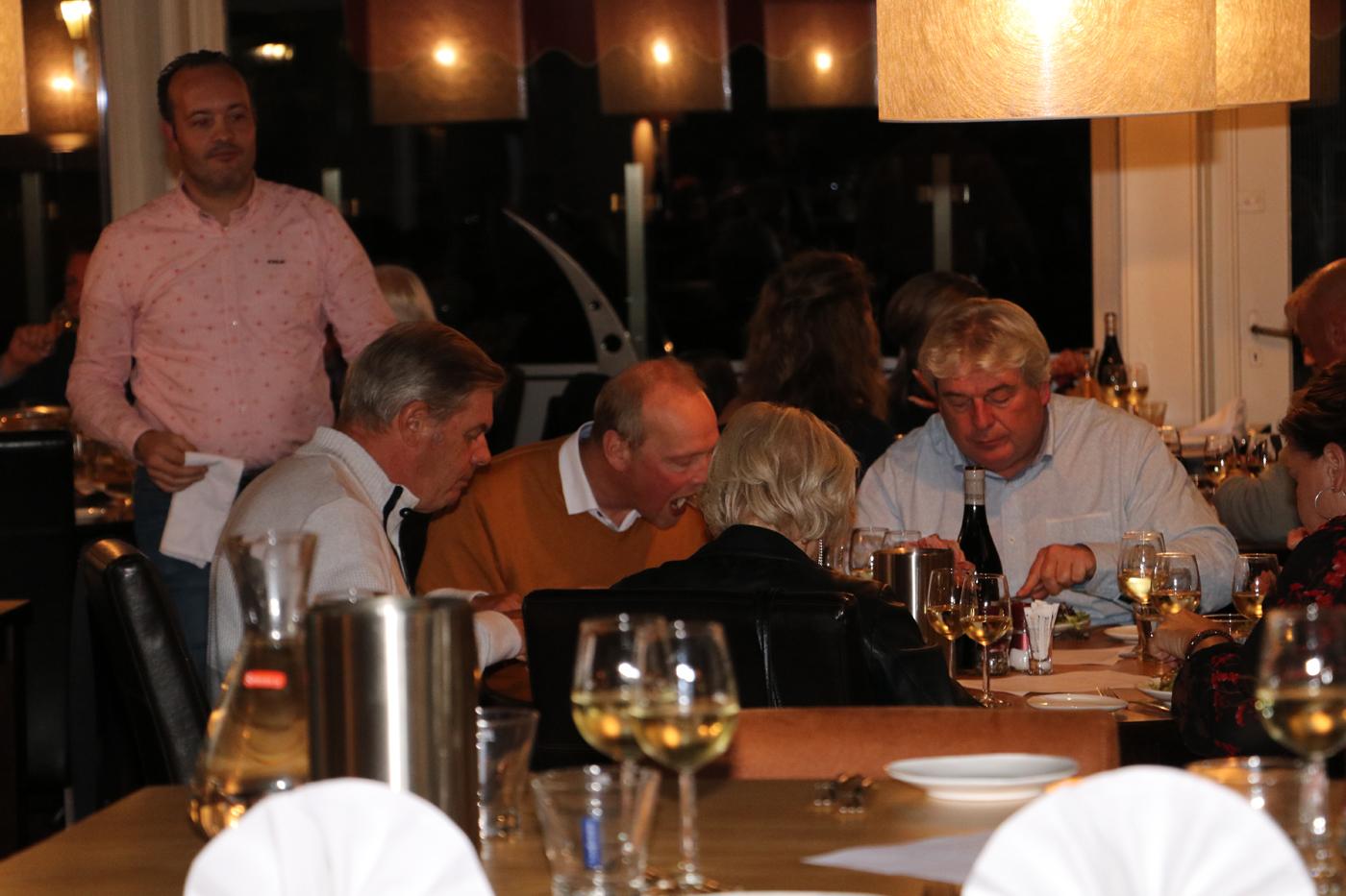 Ventisquero winemakersdiner bij La Roche in Enschede groot succes