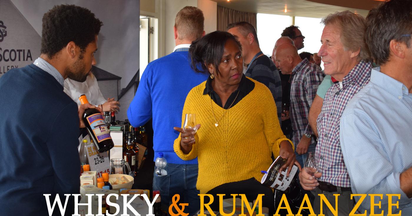 Whisky & Rum Festival in IJmuiden