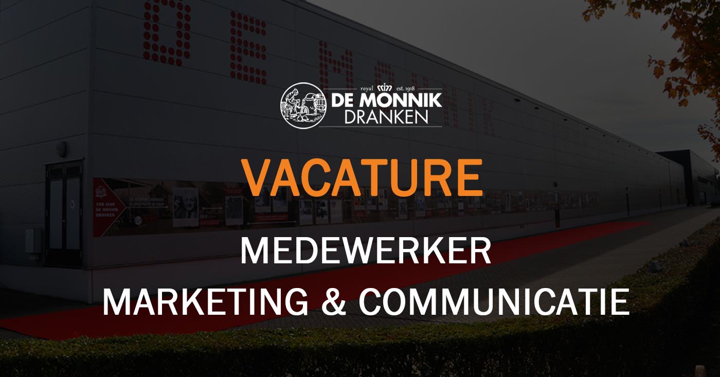 Medewerker Marketing & Communicatie